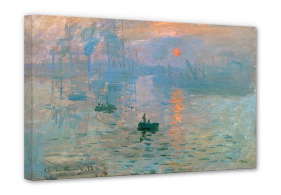 Stampe su tela - Monet - Impressione