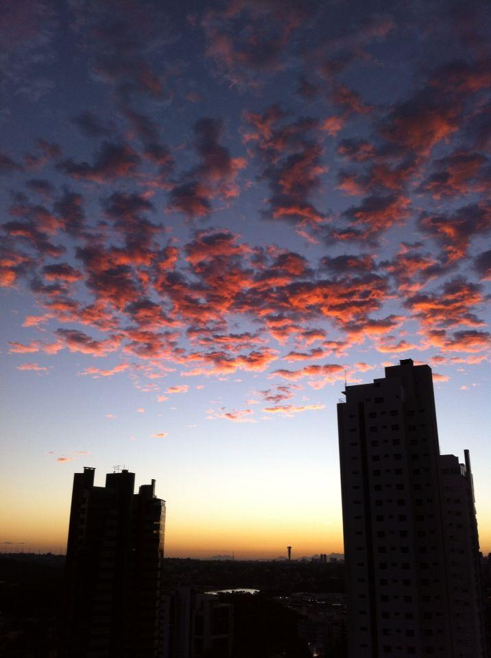 Amanhecer em Curitiba - Paraná