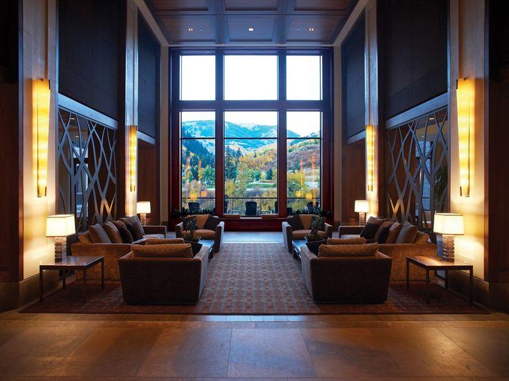 Westin Riverfront Resort & Spa at Beaver Creek Mountain, Avon: Colorado Resorts : Condé Nast Traveler