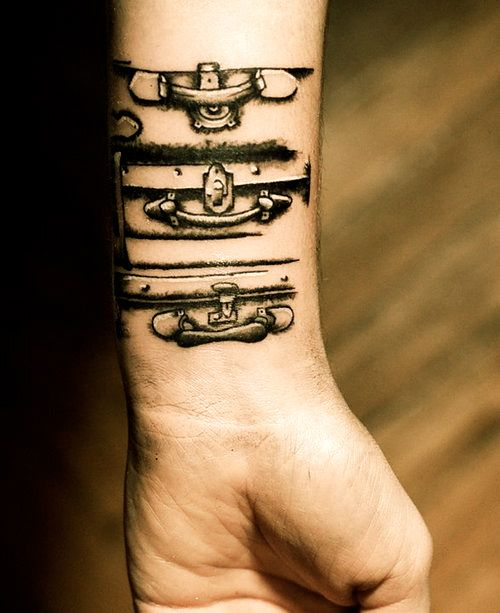 67 best images about tattoo time on pinterest crown for Tattoos on old skin