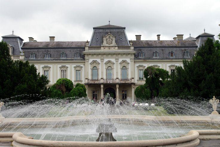 Fotos de: Hungria - Keszthely - Palacio Festetics