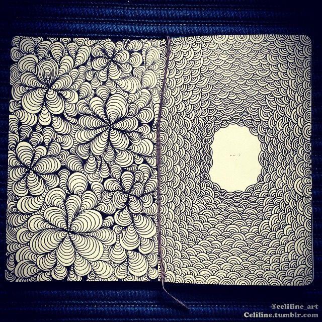 My #sketchbook extracts