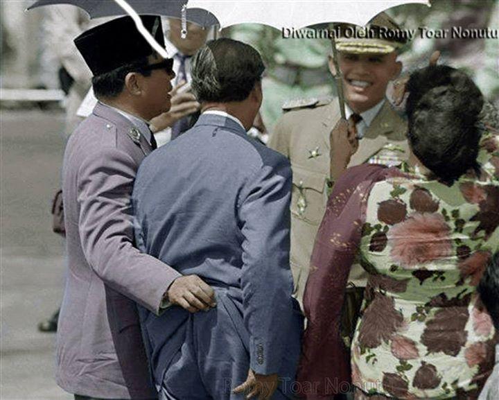Foto langka Bung Karno ini memiliki banyak arti | Brilio.net