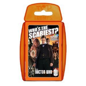 Top Trumps - Doctor Who Pack 7 (Series 8)