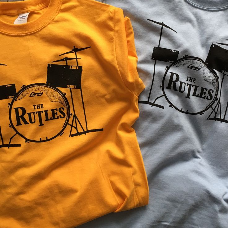 A Hard Day's Rut #rutles #beatles #fabfour #tshirts