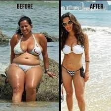 Before and after!! You can do it too!! contact ktaltob.isagenix.com