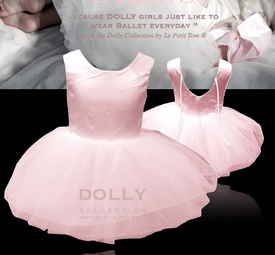 Ballet Dress from Dolly