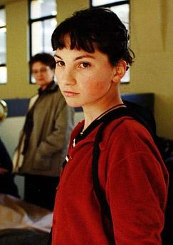 Manuela Martelli es Katty en ''B-Happy''. Cinta de Gonzalo Justiniano. 2007. Cine chileno. #cinechileno