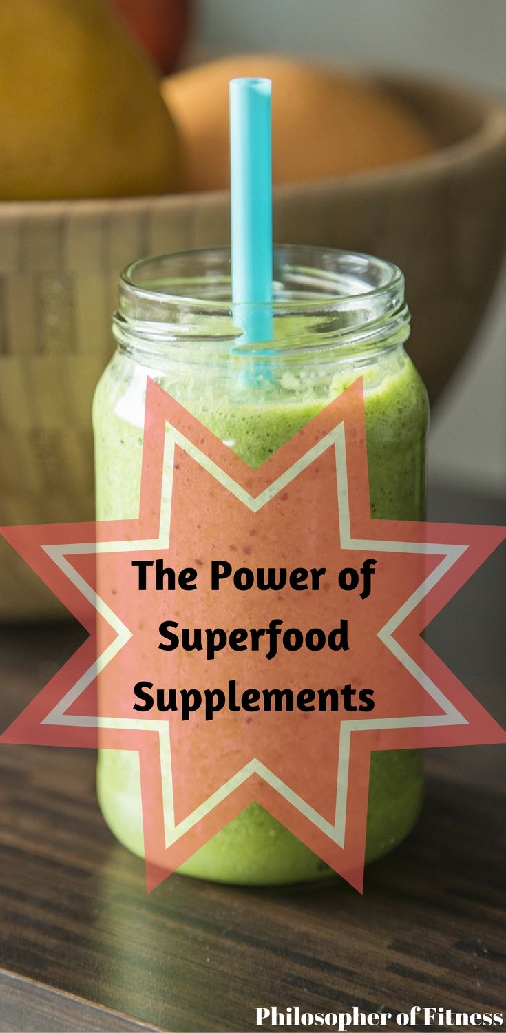 Check Out The Power Of Supefood Supplements! Learn The Benefits and Which Kind Is Best To Take.