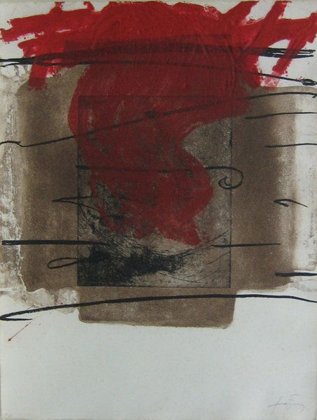Antoni Tapies  http://mymagicalattic.blogspot.com.tr/2014/11/painter-antoni-tapies.html