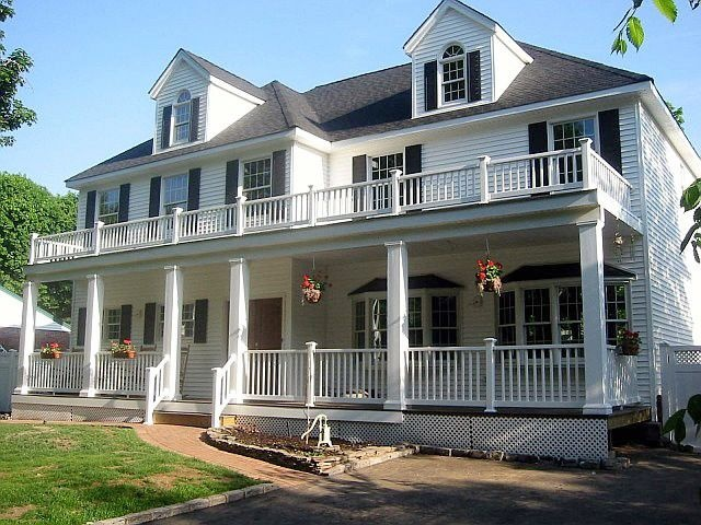 10 Ways to Add Curb Appeal  4. Expand the porch and steps. It's a great way to make your entire house seem more modern. A tiny porch on a larger home seems out of place.