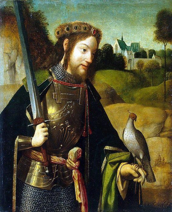 Geertgen tot Sint Jans (1460/1465 – до 1495) Св. Бавон