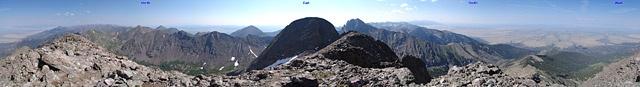 Kit Carson Peak (Main Peak Page)
