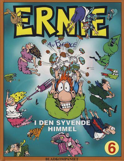 """""""Ernie 6 - i den syvende himmel"""" av Bud Grace"""