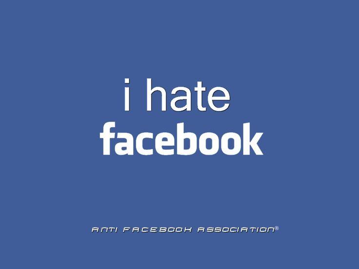best 25 i hate facebook ideas on pinterest victim