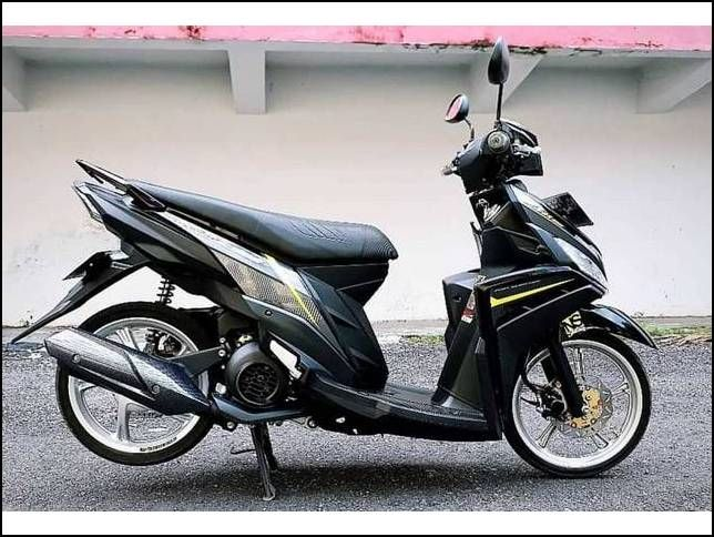 Modifikasi Motor Mio M3 Babylook Blog Gambar Modifikasi Motor