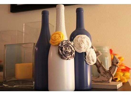 Perfect for the empty wine bottles in my cabinet!