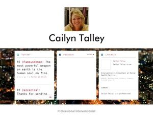 Learn more at my page at http://cailyntalley.flavors.me/