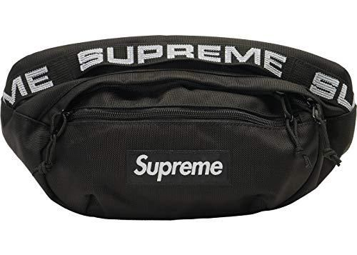 68c8e165 Supreme Fanny Pack Supreme Bag Supreme Waist Bag SS18 (black) in ...