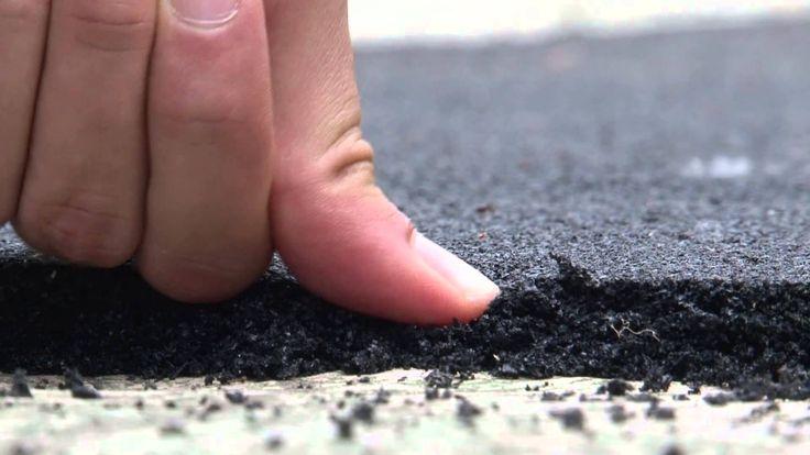 Il vecchio pneumatico diventa asfalto modificato: Ecopneus ricicla vecchi pneumatici fuori uso producendo polverino di gomma per asfalti modificati