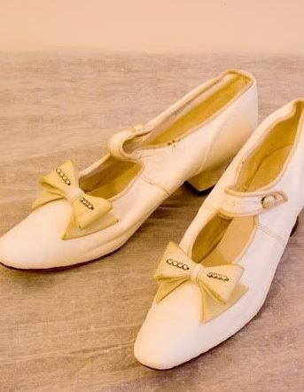 A Pair of Oga's Shoes