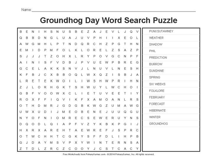 14 Best Groundhog Day Images On Pinterest Groundhog Day