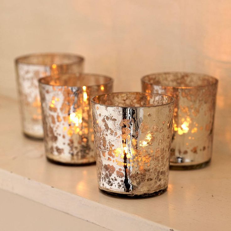1000 ideas about gold votive candle holders on pinterest