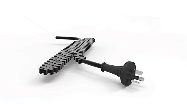 Interlocking Electrical Cords : interlocking electrical cord