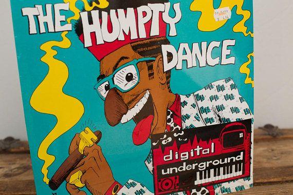 Rare SEALED The Humpty Dance LP Record Digital Underground