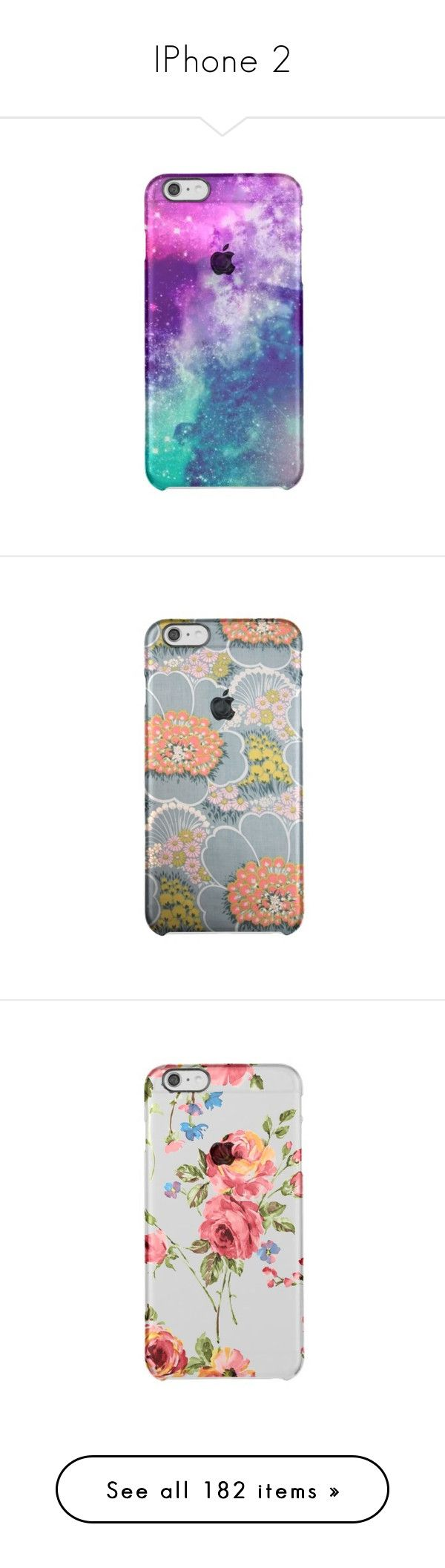 """""""IPhone 2"""" by anna-fozo ❤ liked on Polyvore featuring accessories, tech accessories, phone, phone cases, iphone, cases, tech, iphone case, apple iphone cases and iphone cover case"""