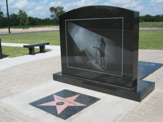 Freddy Fender (1937 - 2006) San Benito Memorial Park Cemetery  Cameron County Texas, USA