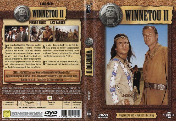 Winnetou 2 - The Red Gentleman (1964) - Lex Barker (english)