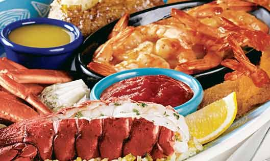 Red Lobster Coupon---Kids Eat Free!