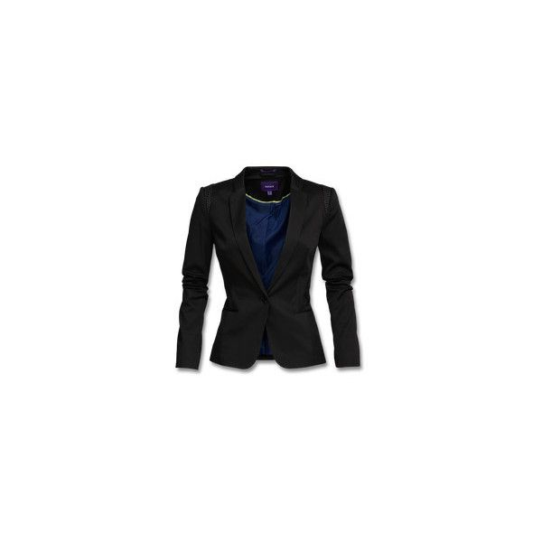 Blazers for Women at the Mexx Online Store ❤ liked on Polyvore featuring mexx