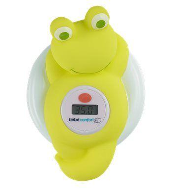 Thermomètre de bain Grenouille bébé confort