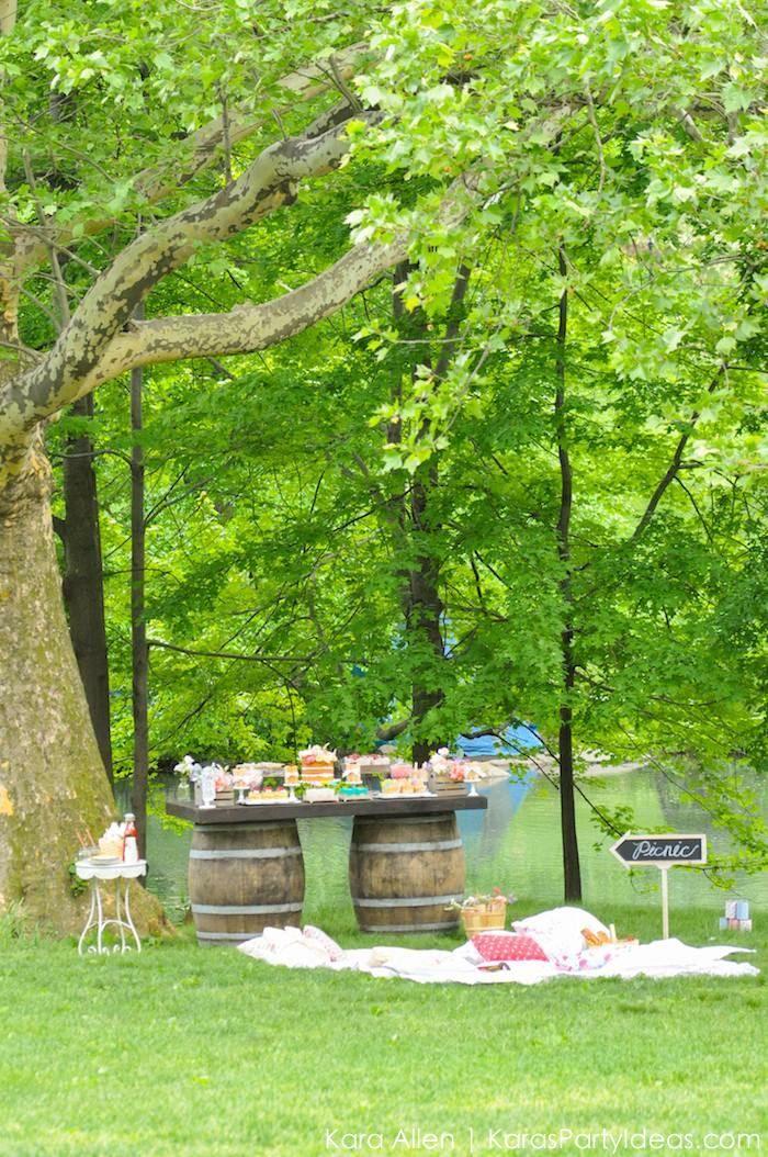 Picnic in the Park by Kara Allen | Kara's Party Ideas in NYC_-124