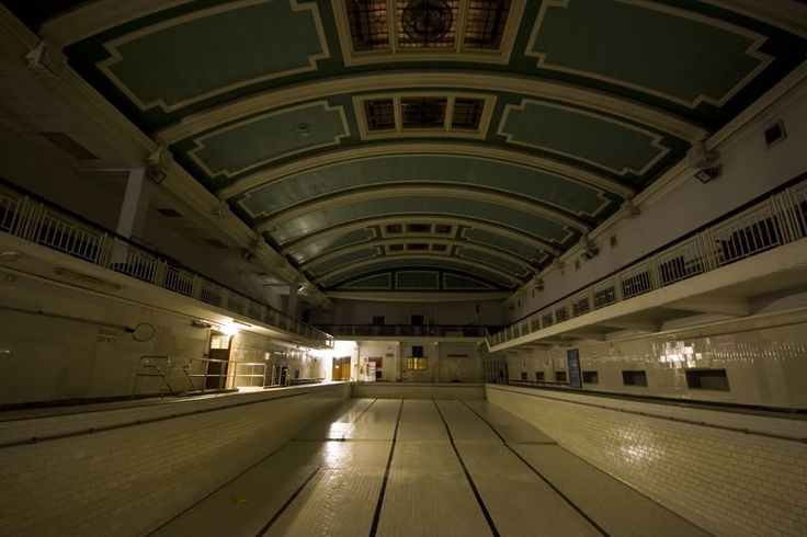Archived Report - Streatham Leisure Centre, London, Oct 2010