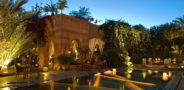 Moorish romance at Dar Rhizlane, Marrakech