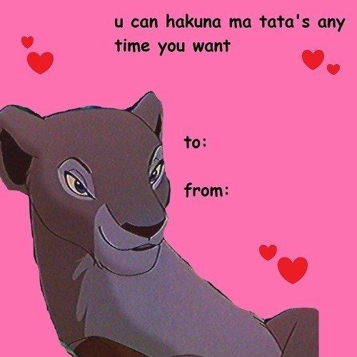 27 Disney Valentine's Cards That Will Ruin Your Childhood... @tiffanymathre and @bethanymerrikin , this one's for you.... <3