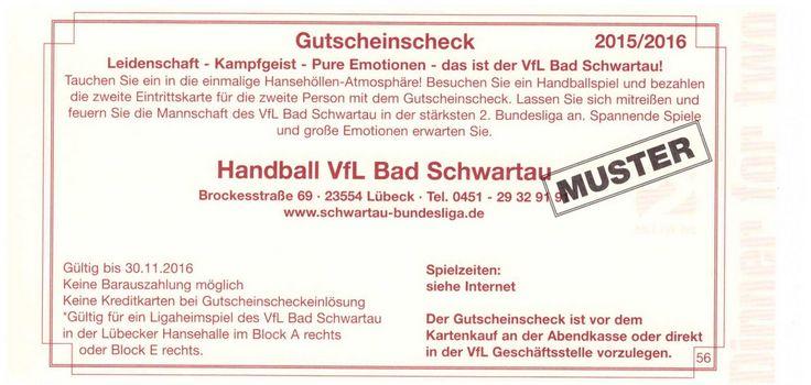 Handball VfL Bad Schwartau