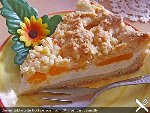 Schneller Quark - Streusel - Kuchen mit Obst, ein gutes Rezept aus der Kategorie Kuchen. Bewertungen: 472. Durchschnitt: Ø 4,6.