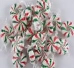 A bulk box of great tasting Christmas Starlight Mints Bulk.