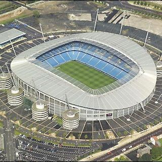 City of Manchester stadium or Eastlands