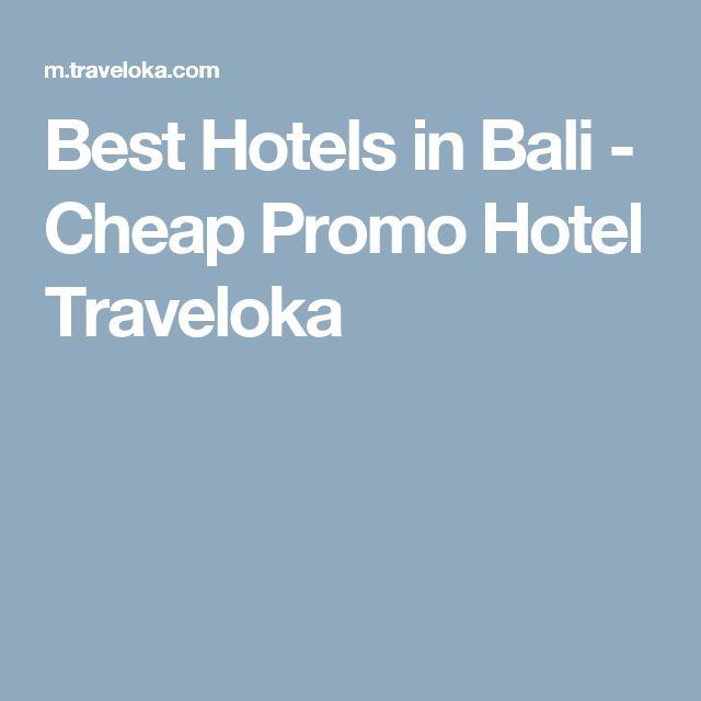 Menikmati Surga Dunia Di Hotel Terbaik Bali