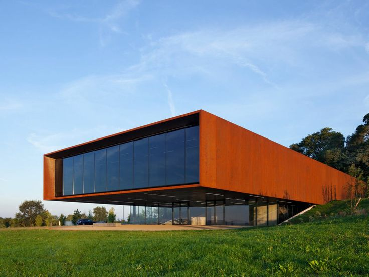 best architects architektur award // kadawittfeldarchitektur / Keltenmuseum am Glauberg / best architects 13 / Öffentliche Bauten