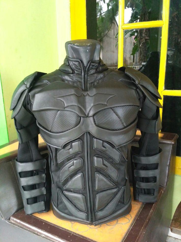 Batman tdk jacket