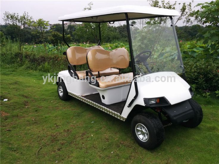 cheap gasoline 4 seats golf cart /go kart with low price