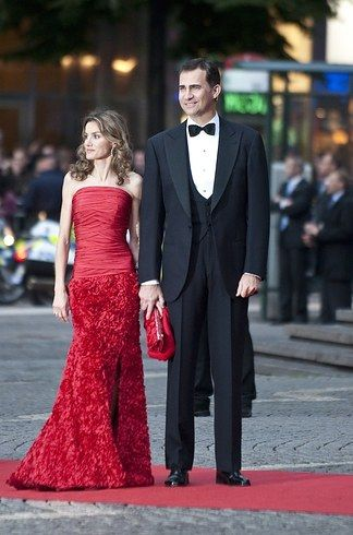 Queen Letizia of Spain | 15 Insanely Fashionable Royals Who Aren't Kate Middleton