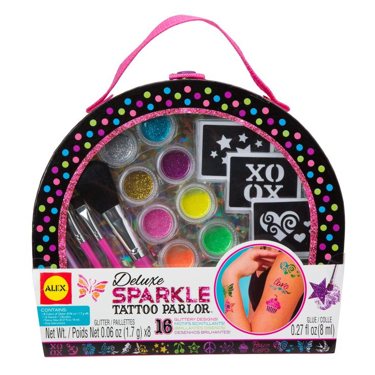Deluxe Sparkle Tattoo Parlor 1