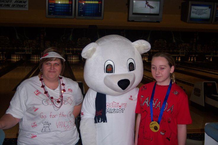 2014 Bowl for Kids Sake - Olympics Theme